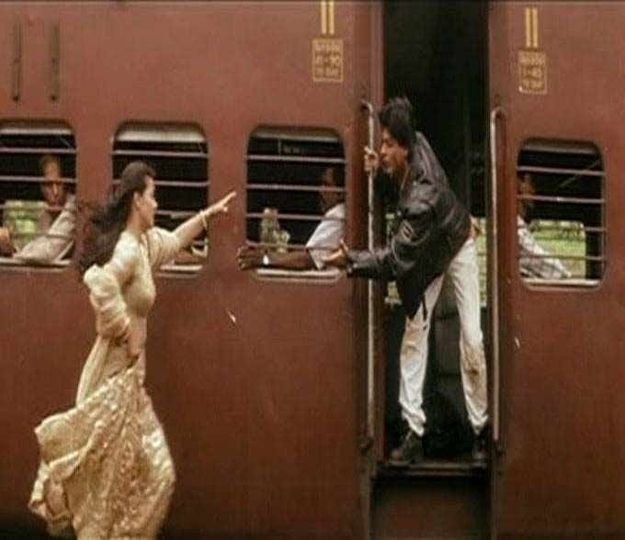 More than anything else, you're paranoid about missing every train you ever try to board.   21 Irrational Fears About Love Bollywood Has Instilled In You