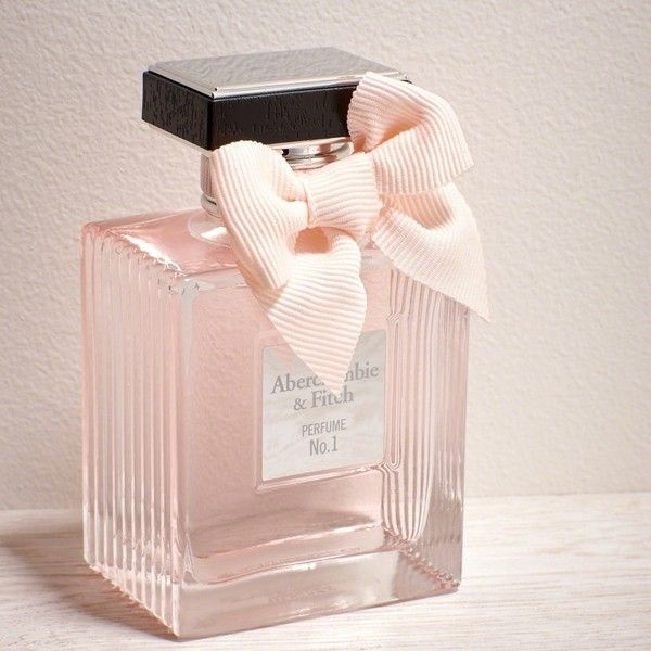 Abercrombie & Fitch Perfume No. 1 Undone ($58) ❤ liked on