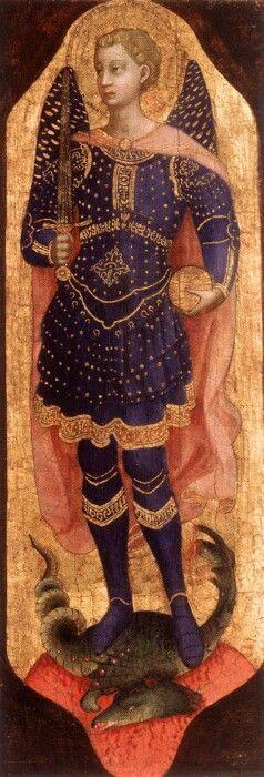 Fra Angelico. San Miguel Arcangel.