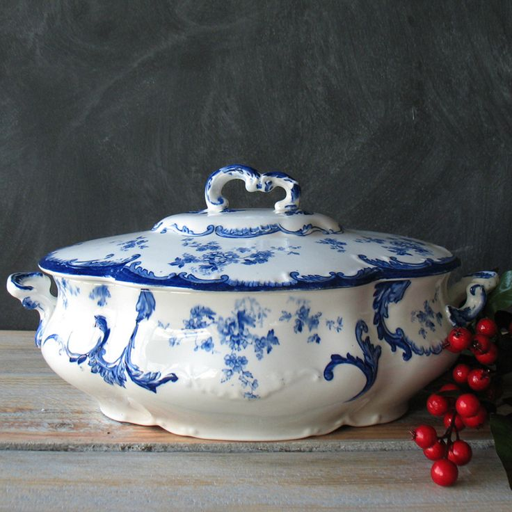 17 Best Images About Tureens On Pinterest Auction Flora
