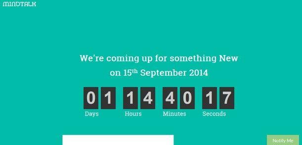 Tanggal 14 September 2014 Mindtalk melakukan perbaikan untuk sesuatu yang baru. Harap harap cemas, apa sih yang baru di Mindtalk?