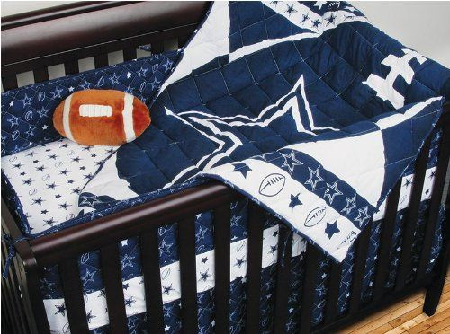 Football Crib Sheet : Best images about dallas cowboys nursery theme on