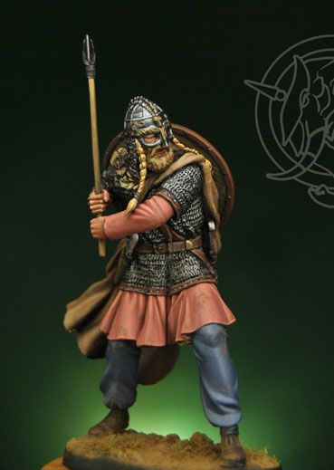 Viking Chieftain - A.D. 1014                                                                                                                                                                                 More