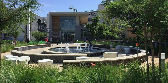 Telkom Centurion Campus: Water feature