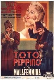 Totò, Peppino e la Malafemmina, 1956.