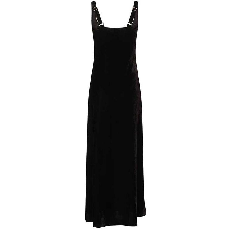 "NECESSARY EVIL ""Venus"" long dress - size XL"