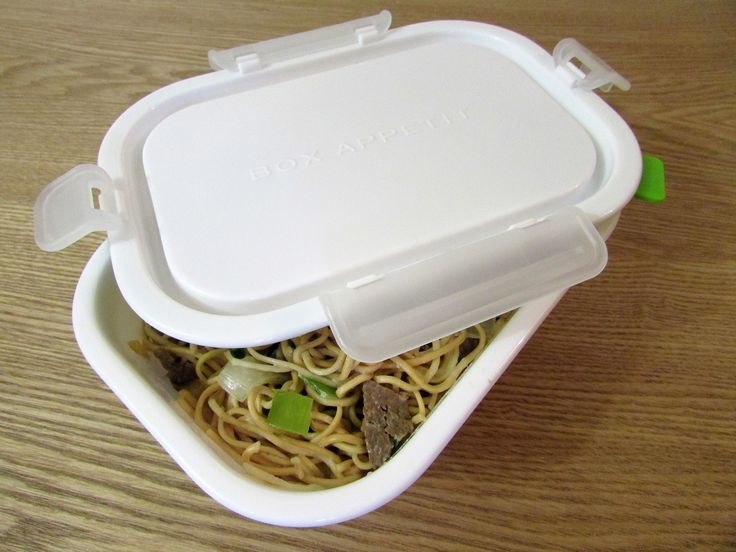 Cinq idées de lunchbox pour le travail
