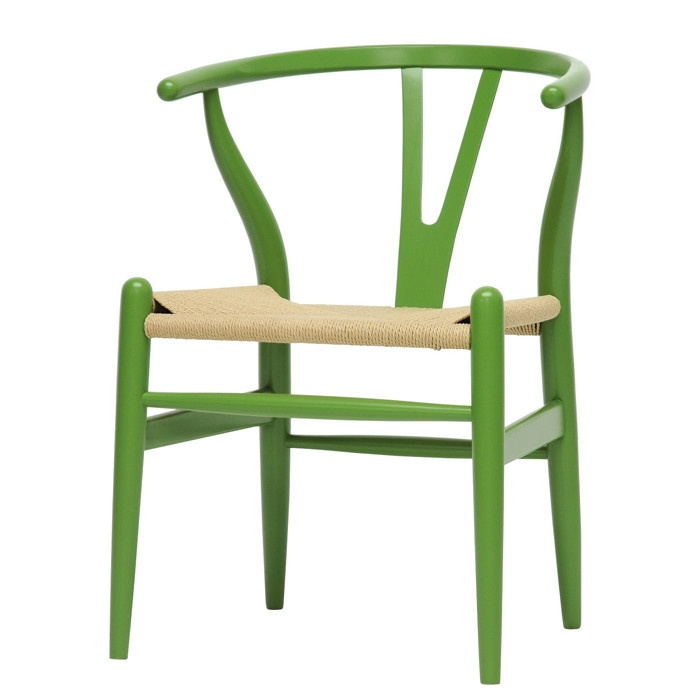 Product: ChairConstruction Material: Solid Wood Frame And Natural Hemp Set  Color: GreenDimensions: H X W Cleaning And Care: Wipe Clean With ...