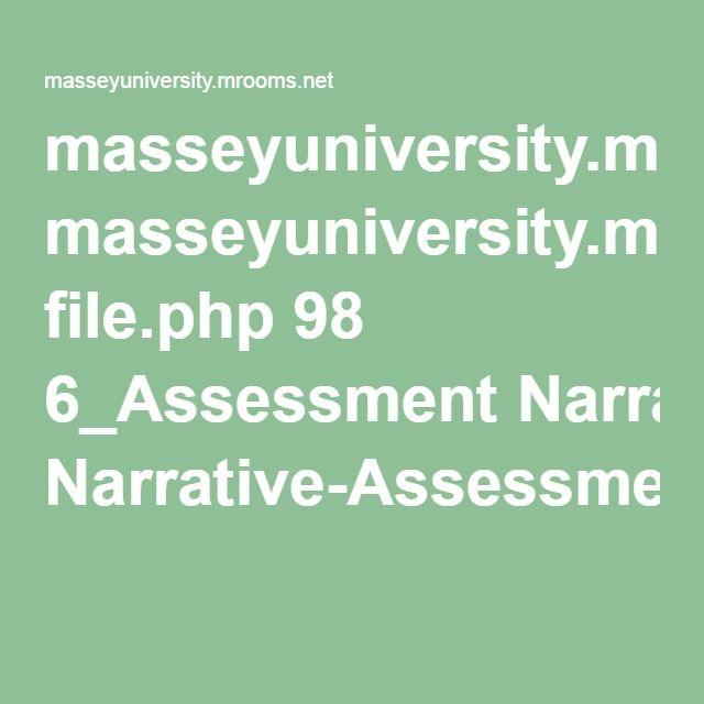 masseyuniversity.mrooms.net file.php 98 6_Assessment Narrative-Assessment_a-guide-for-teachers.pdf