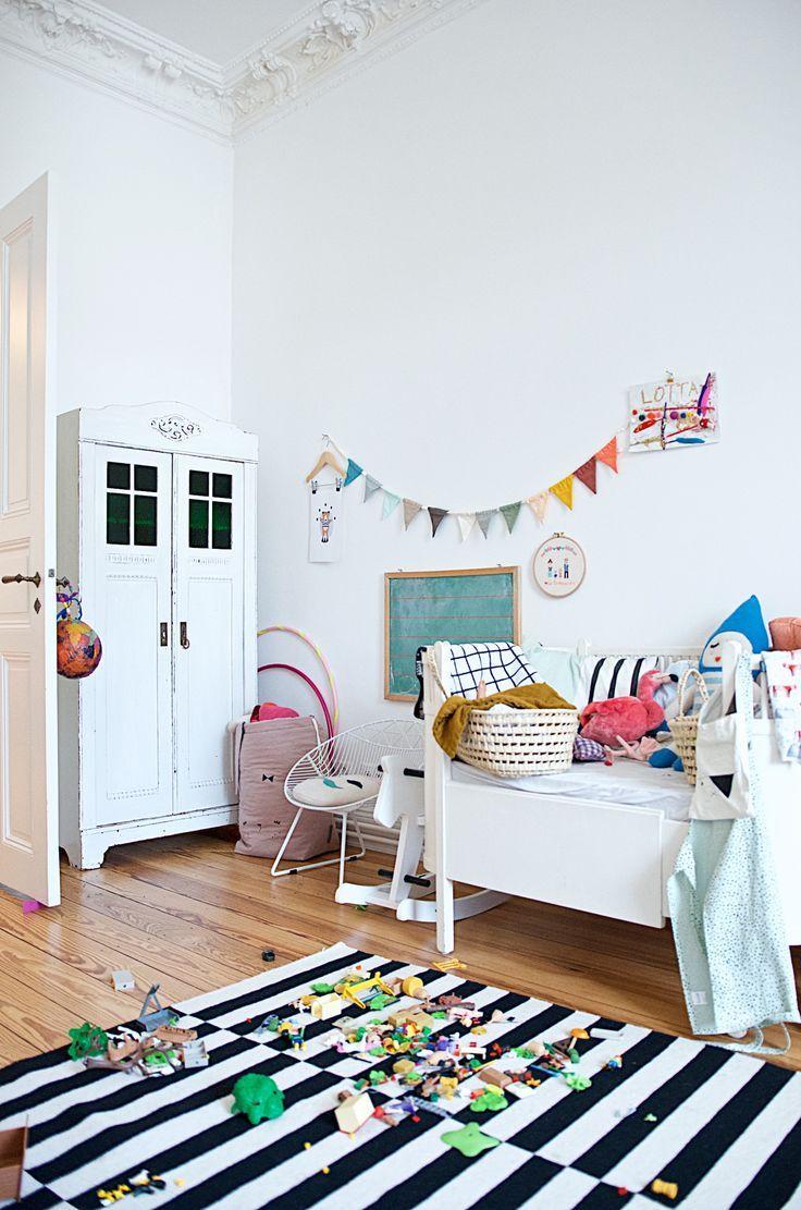 523 best Kinderzimmer images on Pinterest | Birthdays, Child room ...
