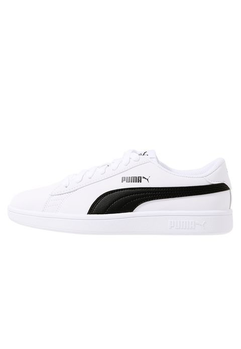 SMASH V2 BUCK Sneakers basse puma whitepuma black
