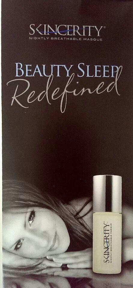Beauty sleep redefined