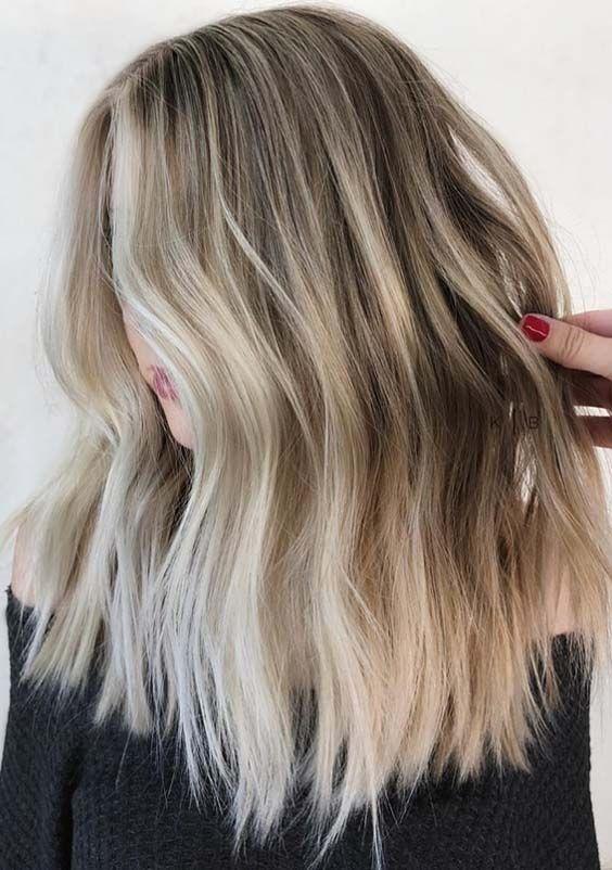 Best Beach Wave Haarfarben sind wirklich für verschiedene Jahreszeiten des Jahres …