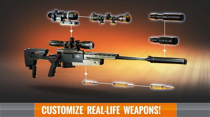 Sniper 3D Assassin Free