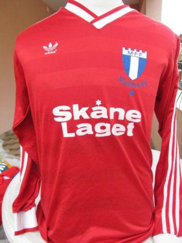 Malmö FF Away 1982–85 Adidas