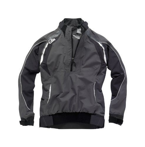 Gill Ladies Pro Top in Ash/Graphite #lasersailing #sailingjackets