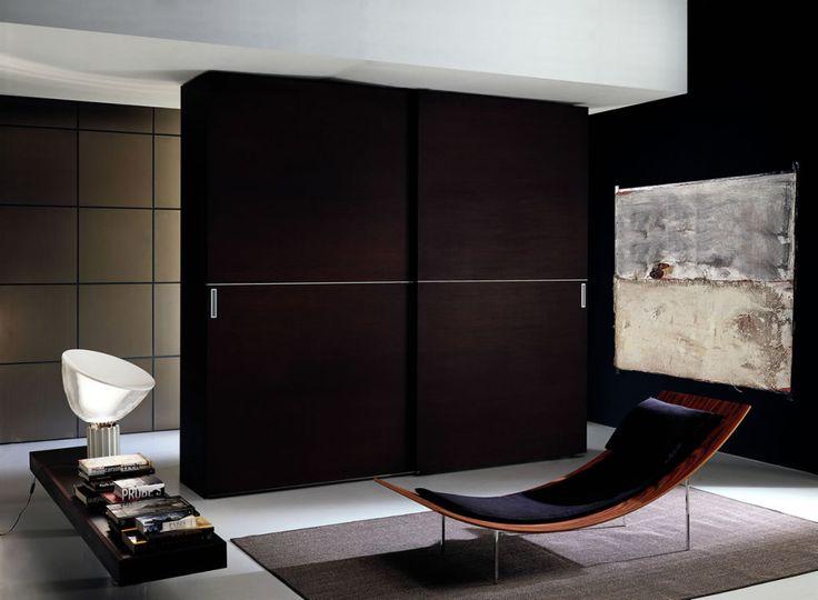 Modern Bedrooms Dark Wardrobes : Pinterest • The world's catalog of ideas