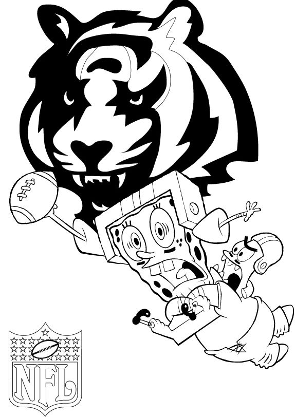 9 best camp fun images pinterest pittsburgh steelers, football field coloring sheet