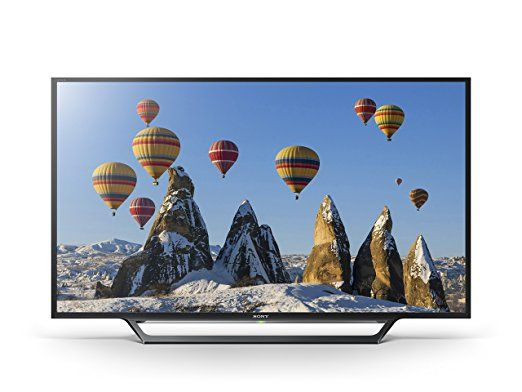 Sony Bravia KDL32WD603 32 inch HD Ready Smart TV (Freeview, HDD Rec and USB Playback)