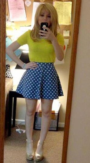 POPSTAR! » Jennette-McCurdy-Adorable-Outfit