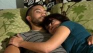 Snuggle up with a professional cuddler (VIDEO)