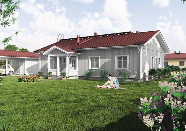 Julkisivukuva Pellopuu, Kyyhky 114