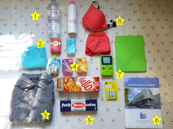 La valise maternité, préparée et testée pour vous!