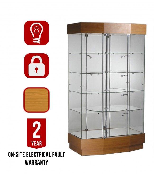 REV-5005RS Trophy Cabinet