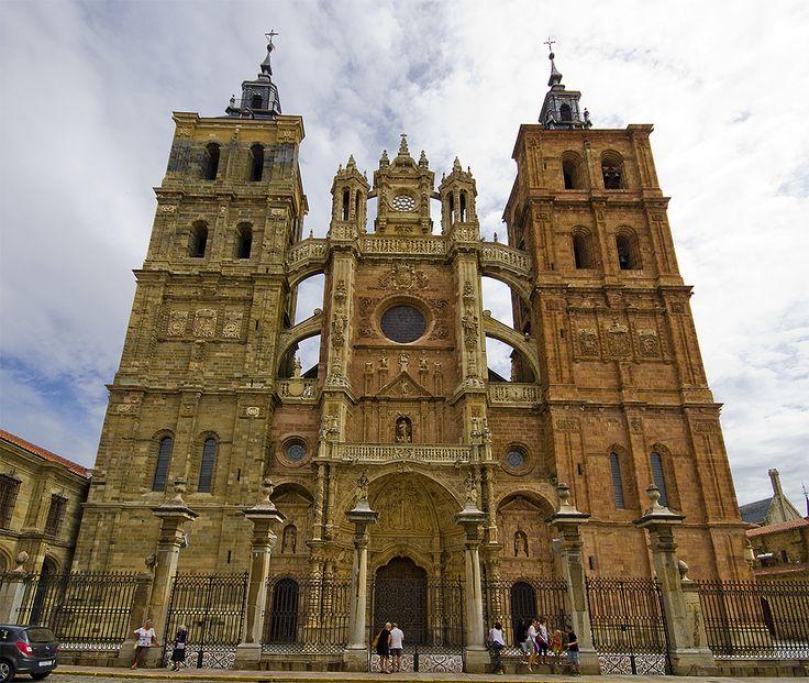 Catedral del Astorga, León, Camino de Santiago