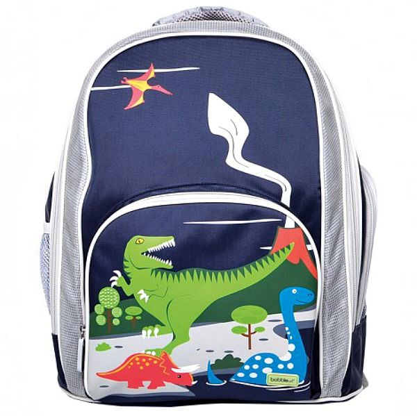 This smart and roomy Bobble Art Large School #Backpack, made from durable nylon, is fantastic for school going children,  and would even suit the older kids as it has plenty of room to store everything they need for the day! #forkids #schoolbags