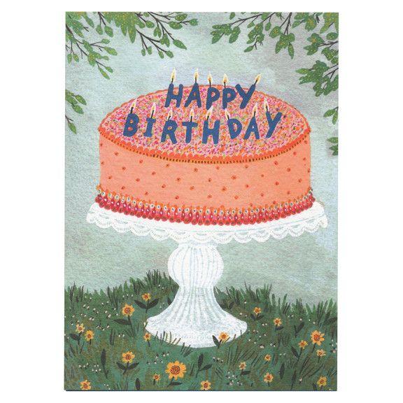 Birthday Card by Becca Stadtlander