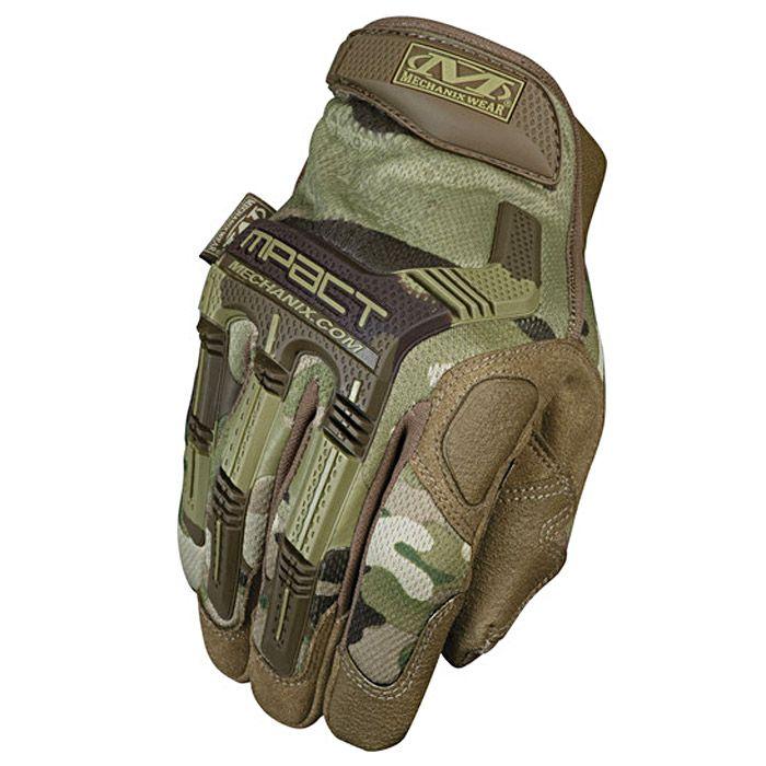 Mechanix Wear M-Pact Glove Handschuhe 2012 Multicam