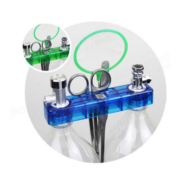 Aquarium DIY CO2 Generator System Kit D501 Green&Blue - US$29.29