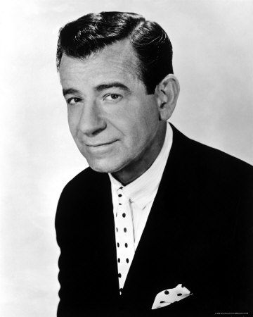 "Walter Matthau...I saw him once when he was filming ""Grumpy Old Men"" in Faribault, MN.  Seemed very nice...interacted with those of us who were watching the filming of the movie."