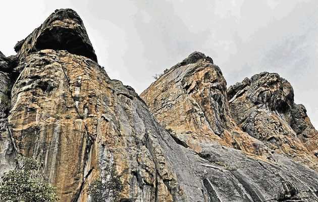 Botswana: The mystery of the Tsodilo Hills - Read this really interesting article about the authors experience here