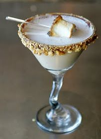 Just a good recipe: S'mores Martini