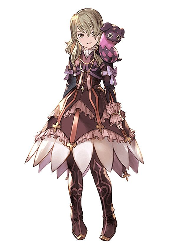 Elize Lutus from Granblue Fantasy