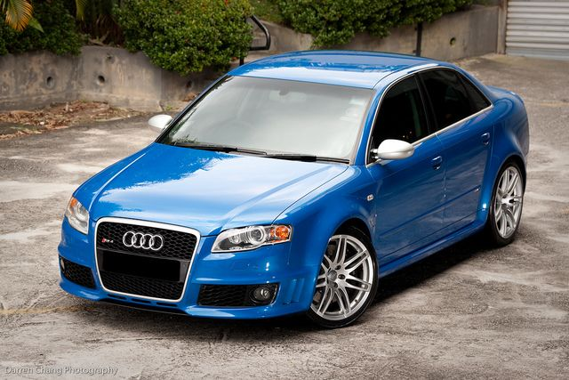 Audi B7 RS4-2 by autodetailer, via Flickr