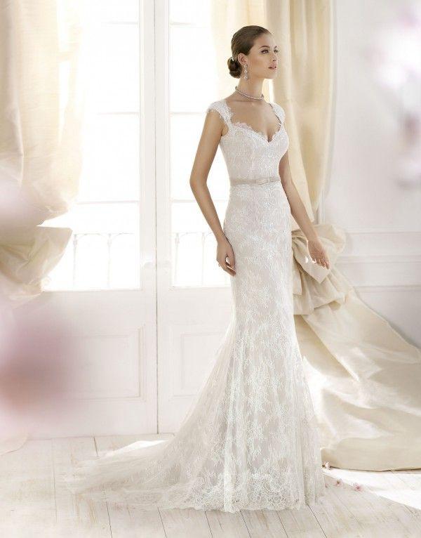 ¿Sabes cómo sacarle el mejor partido al escote de tu vestido de novia