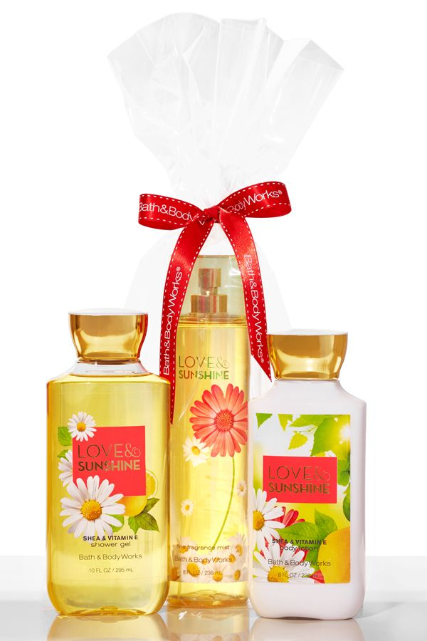 Our happiest fragrance makes the perfect gift!