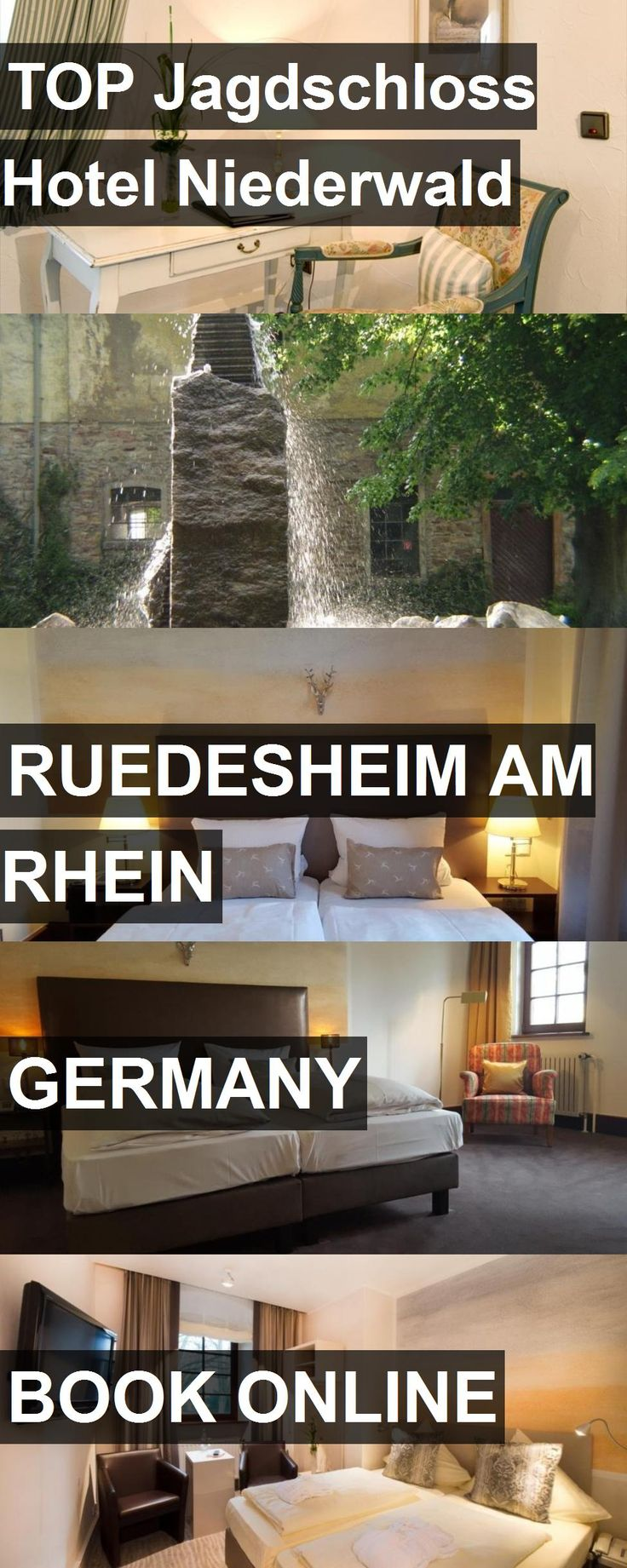 TOP Jagdschloss Hotel Niederwald in Ruedesheim am Rhein, Germany. For more information, photos, reviews and best prices please follow the link. #Germany #RuedesheimamRhein #travel #vacation #hotel