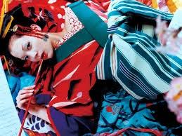 Sakuran love the color!
