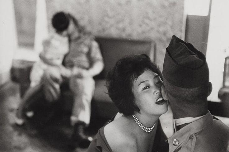 South Korea, 1966, René Burri
