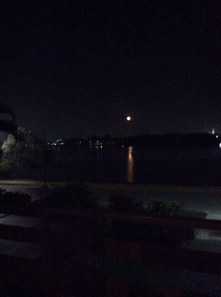 Desde el balc n de mi casa la ltima luna llena del a o - El balcon de la luna ...