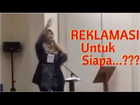 Mak Jleebb!! Sindiran Untuk AHOK Dan Jokowi Dari Ibu Nelayan Ini
