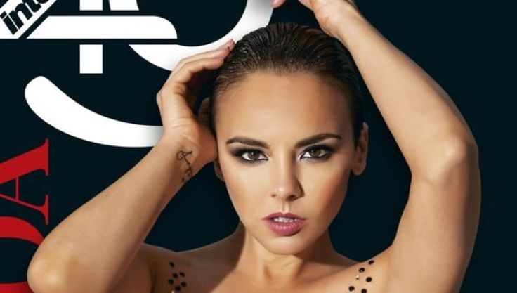 LA SEXTA TV | Chenoa celebra los 40 años de Interviú desnudándose en su portada