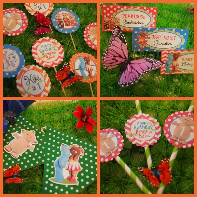 The 22 best images about In the night garden party on Pinterest ...