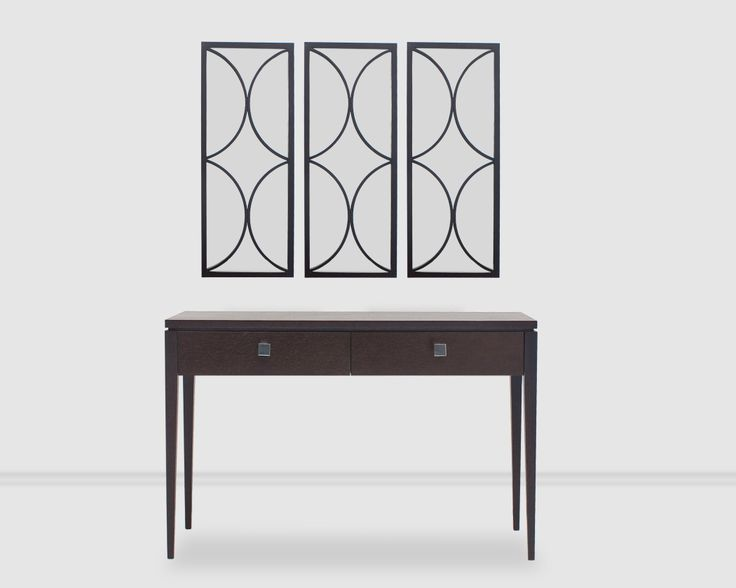 Product Specification: Dimensions: W400mm x D25mm x H1000mm Material: Mirror & Wood veneer Frame: Wenge oak Shape: rectangular Condition: New, produced to UK standard and well packed. Suitability: domestic and light commercial use only