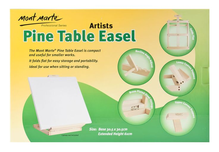 21 best Art Easels - Floor, Table and Tripods images on Pinterest ...