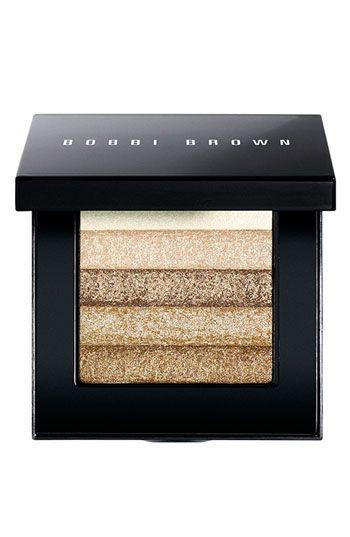 @Bobbi Sheridan Brown 'Beige Shimmer' Brick Compact | @Nordstrom